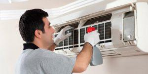 Почистване на филтри на климатик Пловдив
